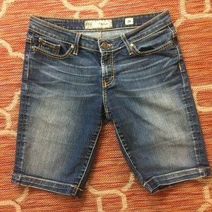 Buckle Denim PAYTON Bermuda jean shorts 29